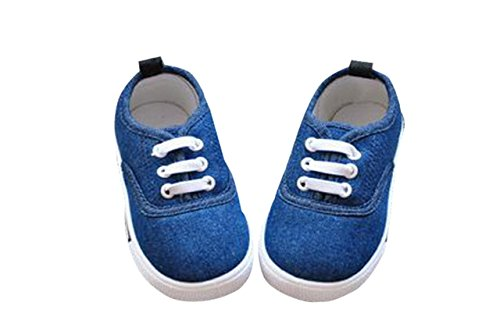 Gaorui Unisex Baby Kid canvas Shoes Boy Girls Sports Sneaker