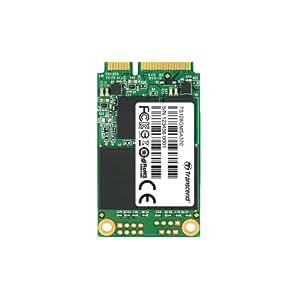 Transcend SSD 128GB mSATA3 6Gb/s 3年保証 TS128GMSA370