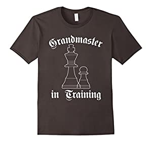 Chess T-Shirt. Chess Grandmaster Playing Tee