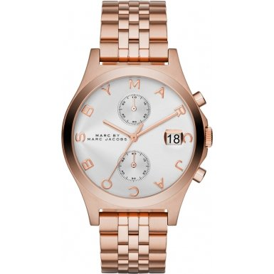 marc-jacobs-womens-38mm-rose-gold-tone-steel-bracelet-case-quartz-silver-tone-dial-watch-mbm3380