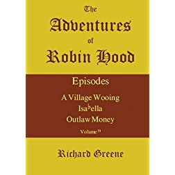 The Adventures of Robin Hood - Volume 19