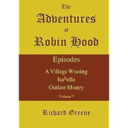 The Adventures of Robin Hood - Volume 19