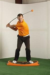 Orange Whip Peel Golf Swing Trainer by Orange Whip