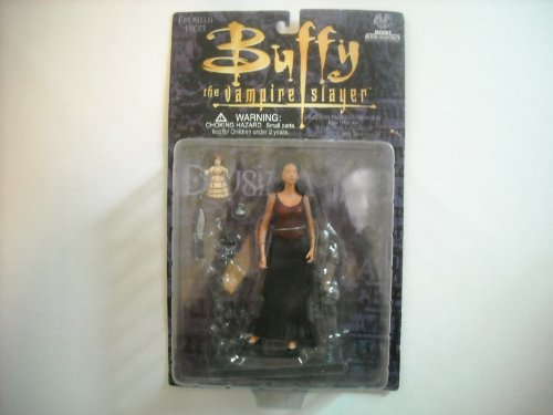 Picture of Moore Action Collectibles Buffy the Vampire Slayer - Drusilla Action Figure (B004YRAF50) (Moore Action Collectibles Action Figures)