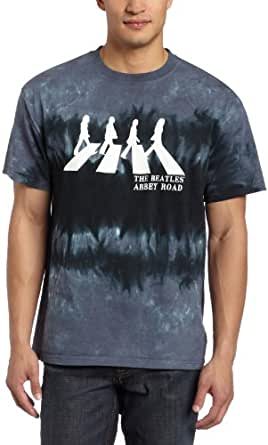 Liquid Blue Men's Beatles Abbey Road Tee, Multi, XX-Large