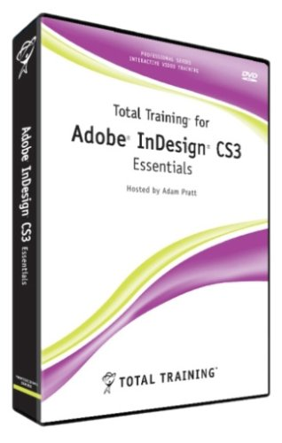 Total Training for Adobe InDesign CS3