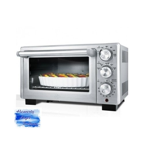 Oster Toaster Oven Stainless Steel Turbo Convection Heat Technology Broiler With Timmer Settings Programable Space Saver Countertop Oster Designed For Life Contemporary Style By Heavenly Angels Products
