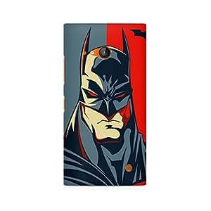 Ebby Batman Dark Knight Premium Printed Case For Nokia Lumia 730