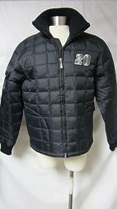 Tony Stewart #20 Ladies Medium Black Racing Jacket AMZ 41 by Chase Authentics
