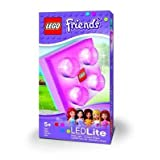 LEGO Transparent Brick Light Colors Vary Red Green Yellow Blue