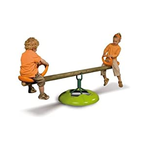 Smoby 310122 altalena a due in legno giochi for Altalena amazon