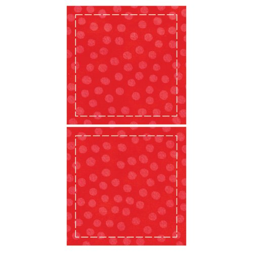 Accuquilt Go Fabric Cutting Dies It Fits, Square front-484711