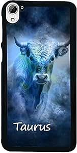 PrintVisa Zodiac Taurus Case Cover for HTC Desire 826 (2D-HTCD826-D8175)