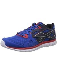 Reebok Men\'s Sublite Prime Mesh Running Shoes at amazon