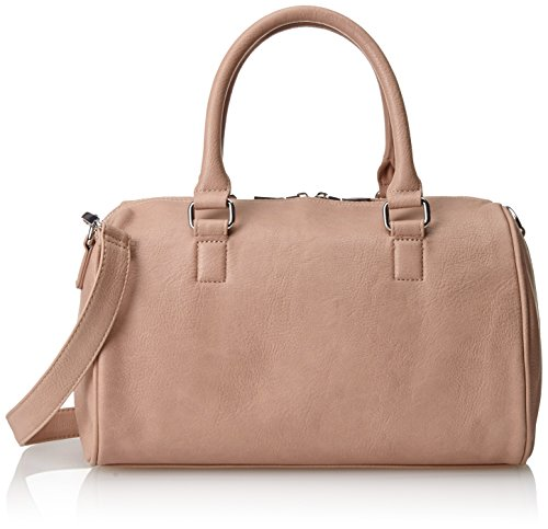 BCBGeneration Owen The Jet Setter Duffel Top Handle Bag,Blush,One Size