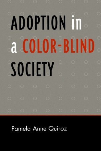 color blind society Is the emphasis on a color blind society an answer to racism is there really a solution to racism racism comes into play in so many ways that it would be virtually impossible to completely wipe racism off the face of the earth the world is a very, very diverse place, and within the world, there are diverse places.