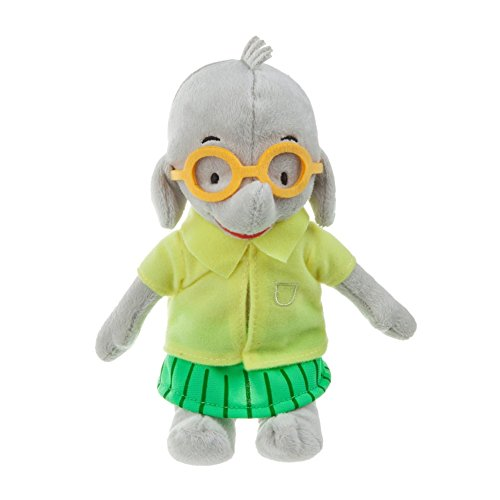 Ella the Elephant Tiki Small Plush Toy - 1
