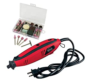 Apollo Precision Tools DT0076DB Rotary Tool Kit, 100-Piece