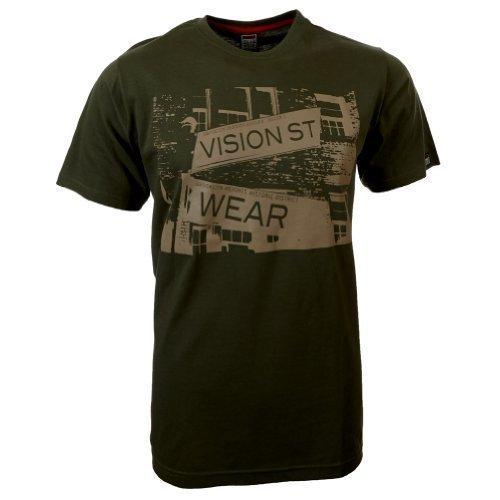 Vision Street Wear Street T-Shirt , beetle