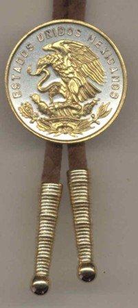 Mexican 20 centavo Eagle Tie-BT-108A