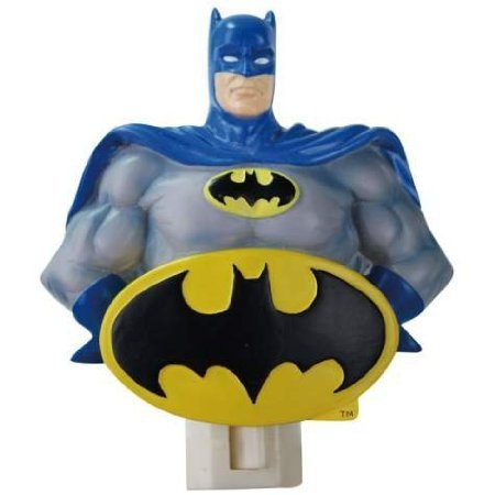 Westland Giftware Resin Nightlight, Batman Belt