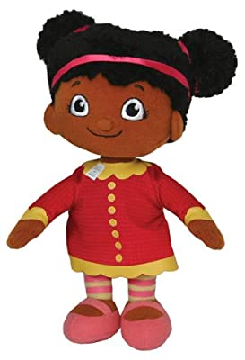 Daniel Tiger's Neighborhood Miss Elaina Mini Plush by Tolly Tots - Domestic