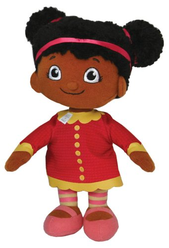 Daniel Tiger's Neighborhood Miss Elaina Mini Plush - 1