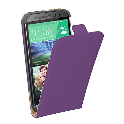 Pedea Hülle für HTC One M8 (One 2) / HTC One M8s lila