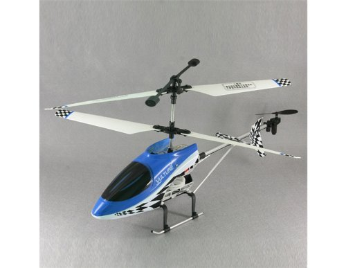 839 Mini R/C Wireless Radio Controlled 3C Transmitter Helicopter with Gyroscope and Flashing LED L