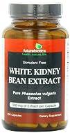 Futurebiotics Capsules White Kidney Bean Extract 200 Count
