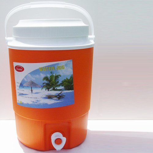 3 Thermal Jug Cooler Bottle Beverage Water Container Picnic Pitcher Drink Sports by Henledar