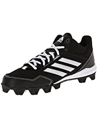 adidas Performance Men's Wheelhouse Mid Baseball Cleat
