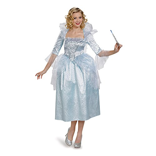 Halloween 2017 Disney Costumes Plus Size & Standard Women's Costume Characters - Women's Costume CharactersDisguise Women's Fairy Godmother Movie Adult Deluxe Costume