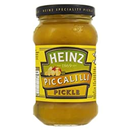 Heinz Piccalilli Pickle 8 x 275g