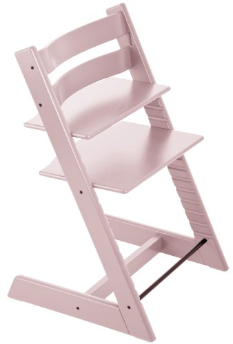 Black Friday Stokke Tripp Trapp Chair, Pale Pink