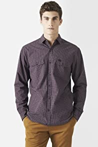 Long Sleeve Poplin Plaid Woven with Lining
