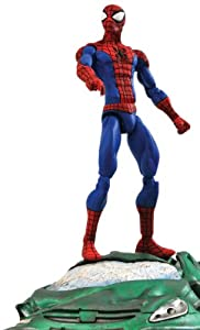 Click here to buy Diamond Select Marvel Spider-Man Action Figure by Diamond Select