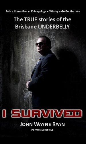 Book: I Survived by John Wayne Ryan