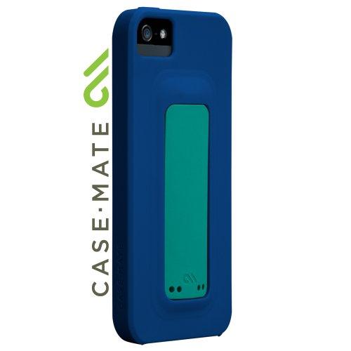 Case-Mate 日本正規品 iPhone 5 Snap Case, Marine Blue (7686C) / Emerald Green (3282C) スナップ ケース, マリンブルー / エメラルドグリーン CM022508【スナップ・スタンド機能つき】
