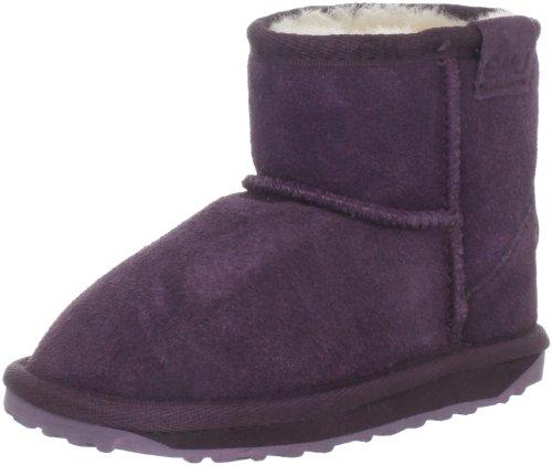 Emu Australia Wallaby Mini Boot (Toddler/Little Kid/Big Kid),Purple,1 M Us Little Kid front-1036054