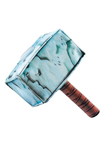 Costume-Accessory Thor Soft Hammer Halloween Costume Item - 1 size