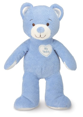 Healthy Baby: My Teddy - Blue By Kids Preferred front-182040