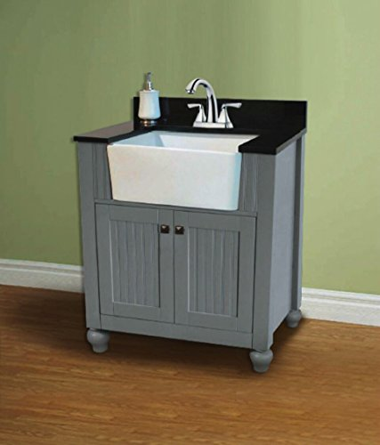 Amazoncom 36 bathroom vanity white