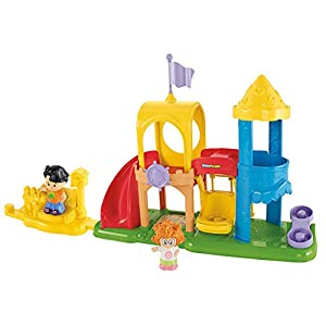 Fishe -Price Little People Neighborhood Playground Playset