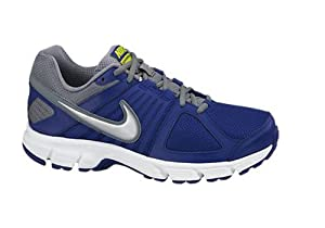 Nike Men's Downshifter 5 Dp Ryl Bl/Mtlc Pltnm/Cl Gry/Wh Running Shoe 8 Men US