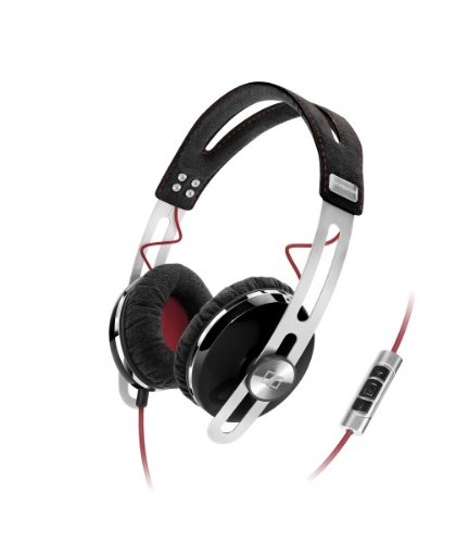 Sennheiser Momentum On-Ear Headphone - Black