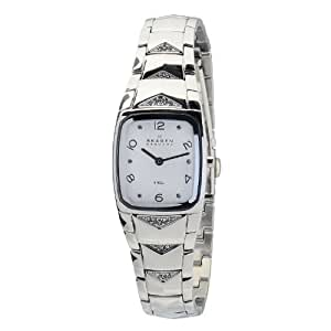Skagen Damen-Armbanduhr XS Analog Quarz Edelstahl 811SSX