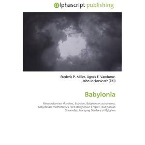 Babylonia: Mesopotamian Marshes, Babylon, Babylonian astronomy ...