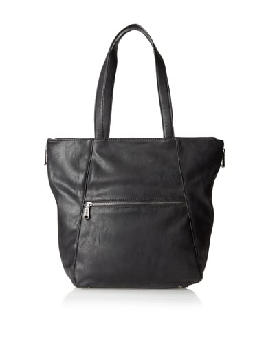 co-lab by Christopher Kon Women's Amaya Large Tote, Black, One Size