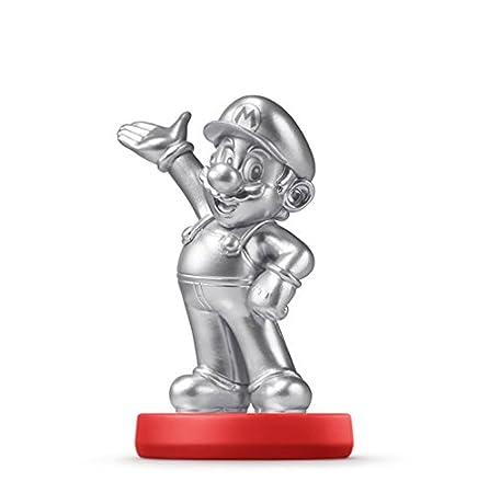 Mario Silver Edition amiibo